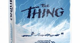 The Thing : le jeu de plateau