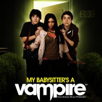Ma babysitter est un vampire