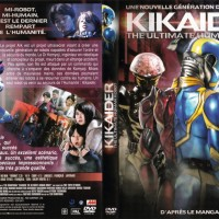 Kikaider (Jaquette DVD)