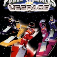 Power Rangers: Dans l'Espace