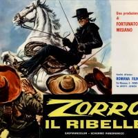 Zorro le Rebelle