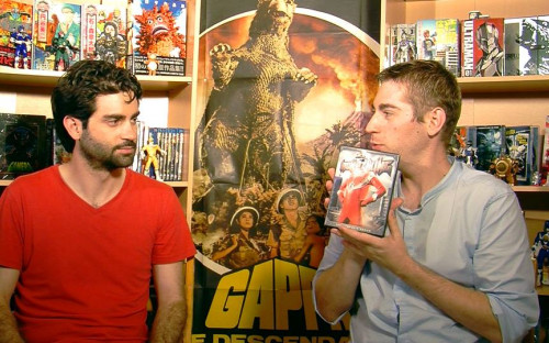 Fabien Mauro et Jordan Guichaux