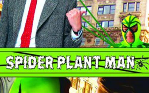 Spider Plant Man