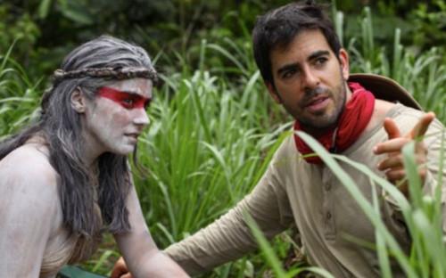 The Green Inferno - Eli Roth & Lorenza Izzo