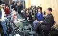 L'équipe de Toku Scope interviewe Hiroshi Watari (Sharivan) et Yumiko Furuya (Lili)