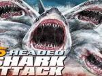 L'attaque du requin à cinq têtes