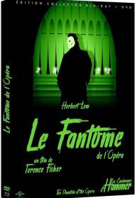 Le Fantôme de l'Opéra (Édition Collector Blu-ray + DVD])