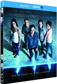 L'Expérience interdite (Blu-ray)