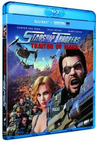 Starship Troopers : Traitor of Mars [Blu-ray + Digital UltraViolet]