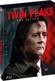 Twin Peaks : The Return - Saison 3 (Blu-Ray)