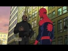 Bande-annonce de la série animée Ultimate Spider-Man