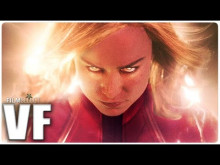 CAPTAIN MARVEL Bande Annonce VF (2019)