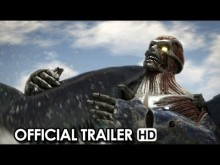 MEGA SHARK VS KOLOSSUS Official Trailer (2015) - Sci-Fi Movie HD
