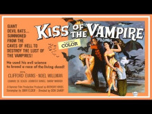 The Kiss Of The Vampire (1963) Trailer - Color / 1:40 mins