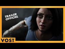Alita : Battle Angel | Bande Annonce Officielle | VOST HD #1 | 2018