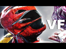 POWER RANGERS Bande Annonce 2 VF (2017)