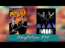 Adaptation #46 :  Men In Black
