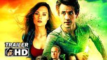 AXCELLERATOR Trailer (2019) Sam Jones Action Sci-Fi Movie