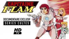 """CAPITAINE FLAM """"Les coulisses de la création et de la diffusion de la série TV"""""""