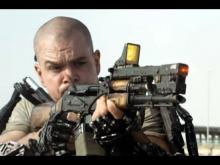 Elysium - Official Trailer (HD) Matt Damon