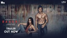 Baaghi Official Trailer   Tiger Shroff and Shraddha Kapoor   Sajid Nadiadwala   Sabbir Khan