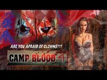 Camp blood 4 trailer