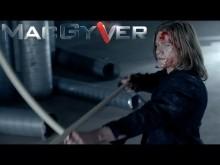 MacGyver - First Look Trailer, CBS, Lucas Till