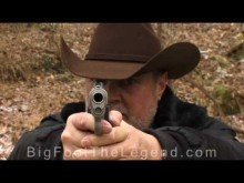 Blood Forest - A Bill Barton Film Trailer - A Modern Western