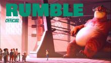 RUMBLE (STEVE - BÊTE DE COMBAT) Bande annonce VF (2020),KIDS