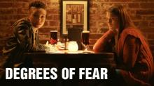 Degrees of Fear - Official Movie Trailer (Claire Blackwelder)