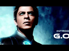Ra.One first theatrical trailer ( SHAHRUKH KHAN ).
