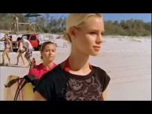LIGHTNING POINT ( Alien Surf Girls ) official trailer 2012 - Jonathan M. Shiff (H2O Just Add Water)