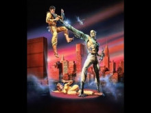 Mutant Hunt (1987)  - Version anglaise -