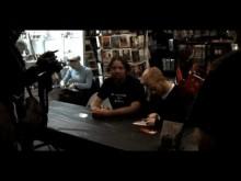 AWAKEN THE DEAD DVD signing