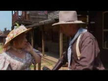 Cowboys and Aliens movie trailer with Norman Lovett from red dwarf