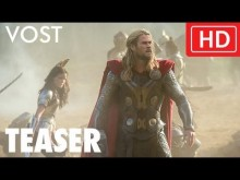 Thor : Le Monde des Ténèbres - Bande-annonce teaser VOST -- Marvel | HD