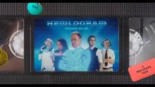 HEWLOGRAM (sci-fi comedy short starring David Hewlett)