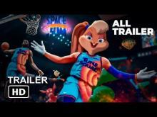 SPACE JAM 2 Official Trailer Teaser (2021) LeBron James Movie HD | ALL TRAILER compilation