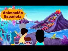 Dibujos Animados  La increíble historia del niño de piedra Comiquitas en español