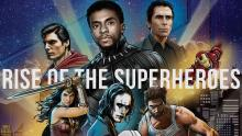 Rise of the Superheroes - Trailer