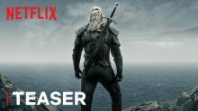 The Witcher | Teaser officiel | Netflix