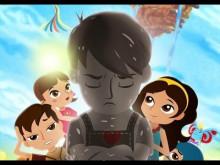 La increíble historia del niño de piedra (Trailer español)