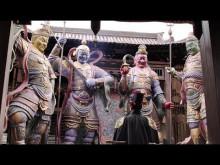Detective Dee and Four Heavenly Kings (狄仁杰之四大天王, 2018) Tsui Hark fantasy teaser