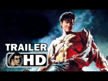 ARMY OF DARKNESS Official Remastered Trailer (1992) Bruce Campbell Horror Comedy Movie HD