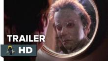 Halloween H20 Twenty Years Later Official Trailer #1 (1998) - Jamie Lee Curtis, Josh Hartnett HD
