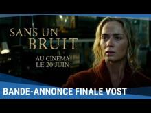 SANS UN BRUIT : Bande-Annonce Finale VOST [au cinéma le 20 juin 2018]