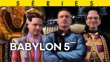 Vlog #659 - Babylon 5 (la série qui a inspiré MASS EFFECT)