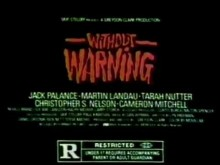 Without Warning 1980 TV trailer #2