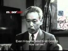 Godzilla (1954) - trailer
