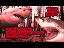 Лес мёртвых акул. Трейлер / Forest of the dead sharks. Trailer (2019)